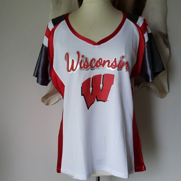 MISSOURI Tigers V Neck T Shirt KA for Her// Knights Apparel Womens XL 16//18 NCAA